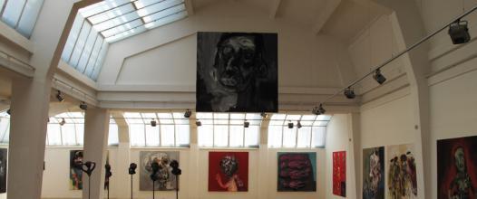 očistec /purgatory/ galéria /gallery/ SVU Bratislava - Slovakia
