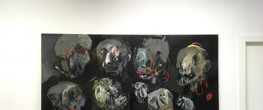 gallery 19 / bratislava / ksicht