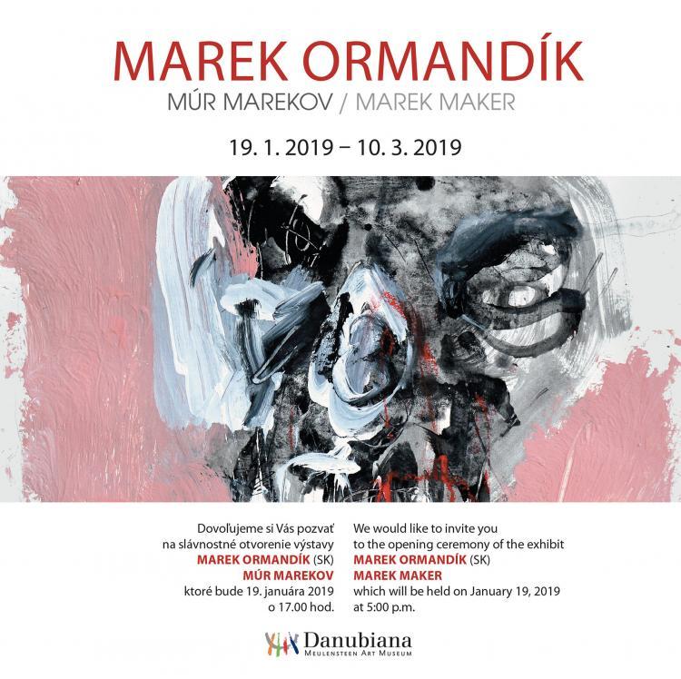 ORMANDIK e pozvanka mur marekov FB